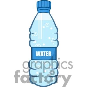 Water Bottle Clipart. 6241 Royalty Free -Water Bottle Clipart. 6241 Royalty Free Clip Art ..-8