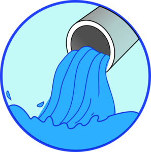 Pouring Water Clip Art