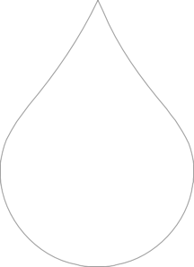 Water Drop Clip Art-Water Drop Clip Art-8