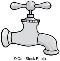 ... Water Faucet - Illustration Of Water Faucet