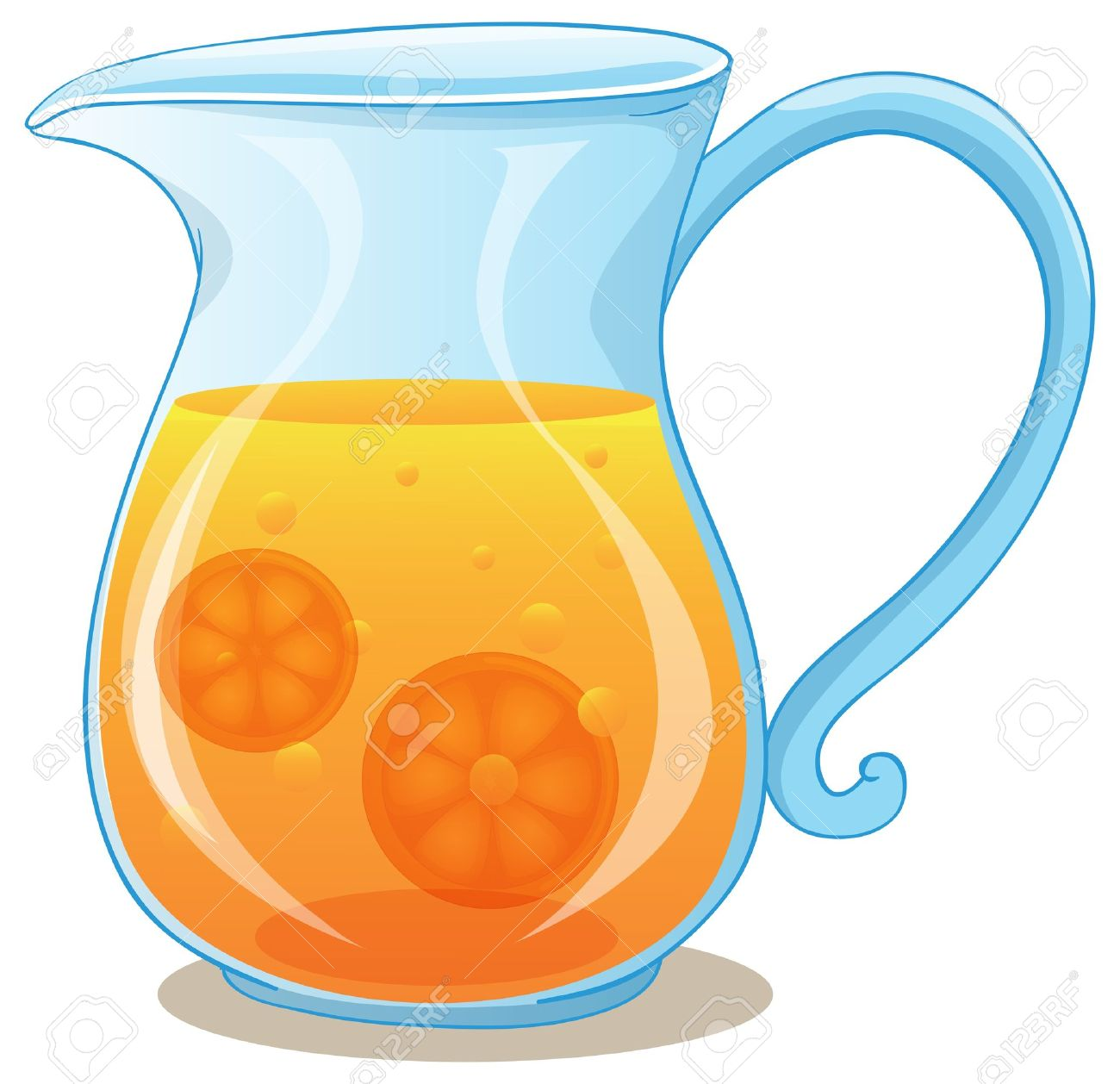 water jug: Illustration of a .-water jug: Illustration of a .-5