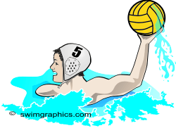 Water Polo Cap Clipart #1