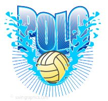 Water Polo Clipart: Page Four.