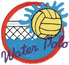 water polo designs | Online Embroidery Design u0026amp; Online Embroidery Designer - Clipart .