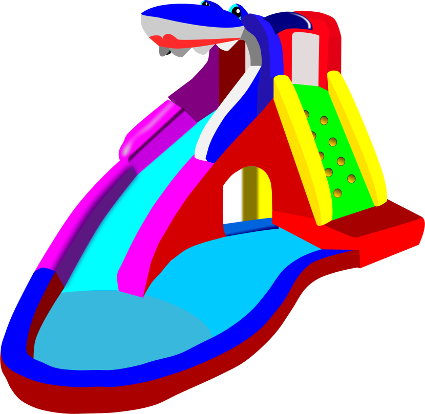 Water Slide Clipart Free Clip Art Images