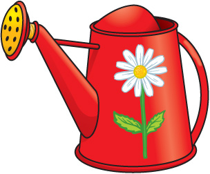 Watering Can Clip Art | ... , Holidays, -watering can clip art | ... , Holidays, and Celebrations/Images/-12