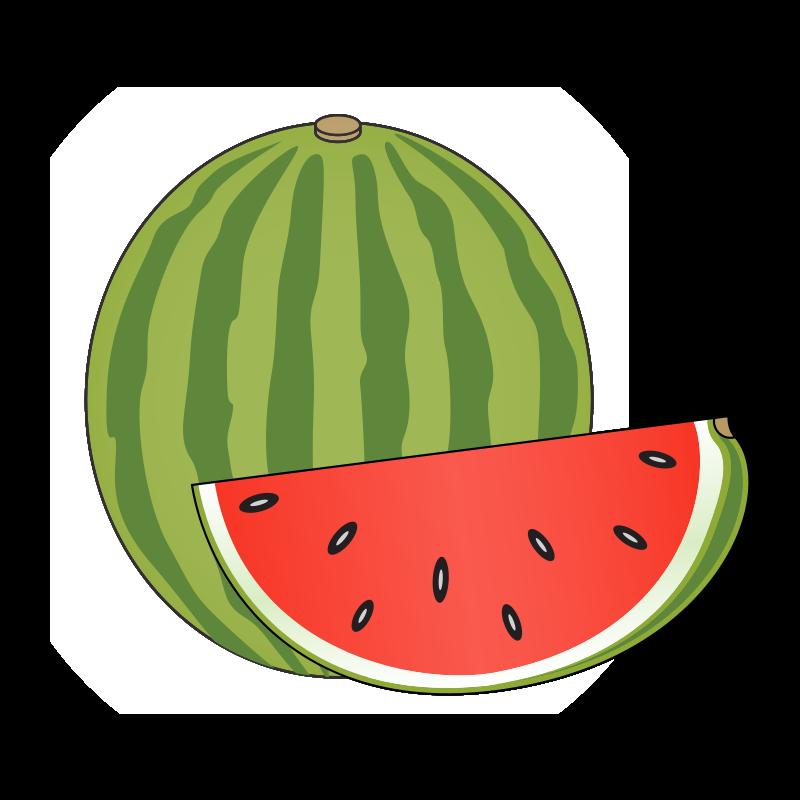 Watermelon Clipart-Clipartlook.com-800-Watermelon Clipart-Clipartlook.com-800-0
