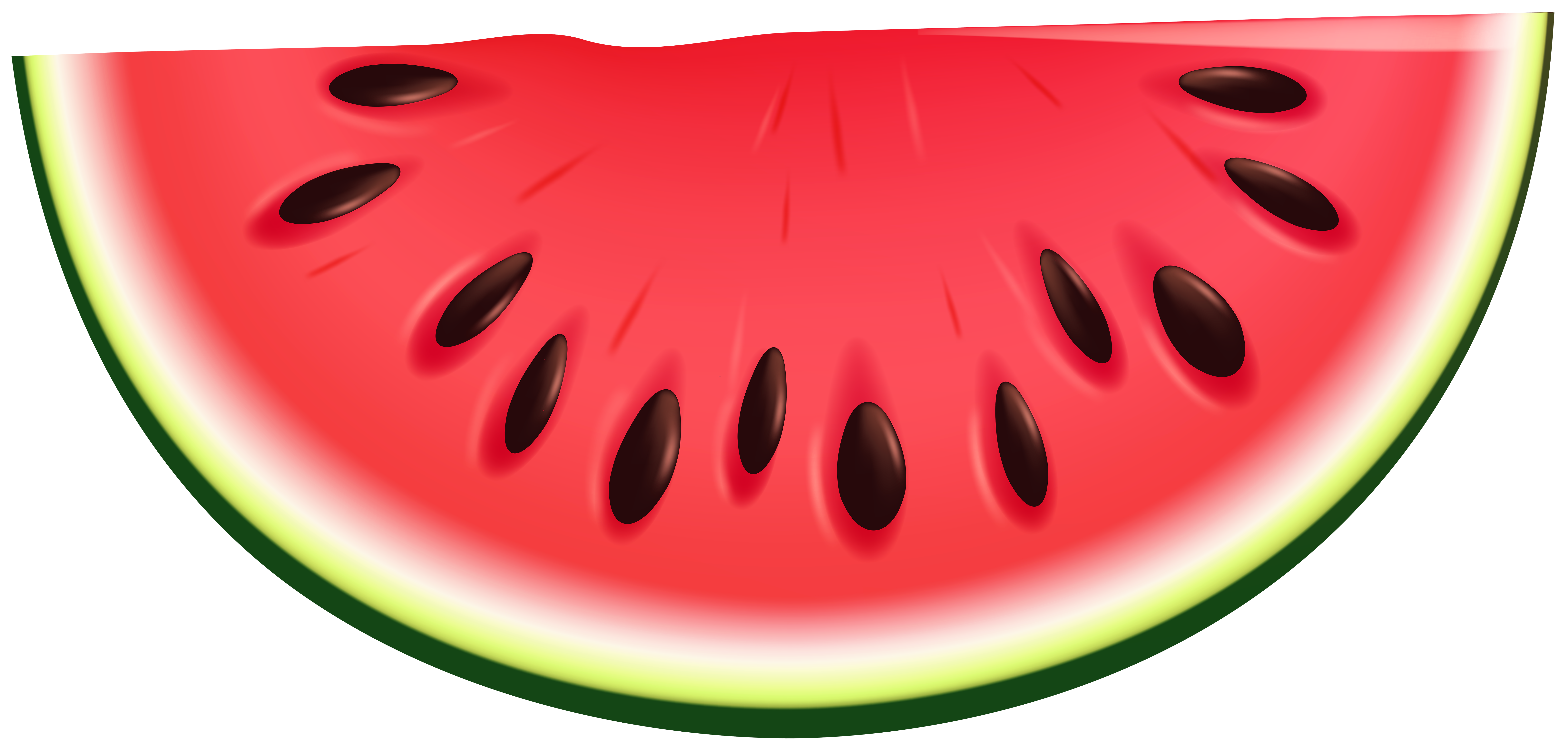 Watermelon Clipart-Clipartlook.com-8000