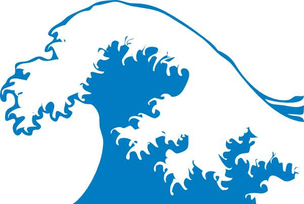 Waves wave clipart 5 2