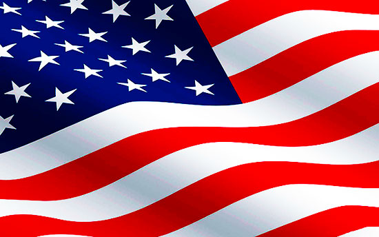 waving American Flag-waving American Flag-12