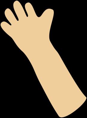Waving Hand Clip Art Image Blank Waving -Waving Hand Clip Art Image Blank Waving Hand And Arm This Image Is-17