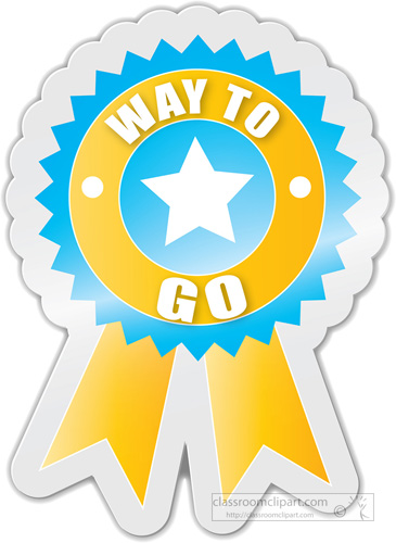 Way To Go Motivational Award .-Way To Go Motivational Award .-4