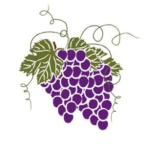 Grape Vine Free Clipart #1
