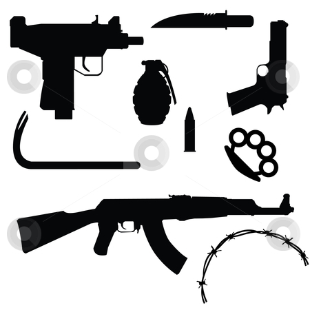 Weapon Clipart-weapon clipart-15