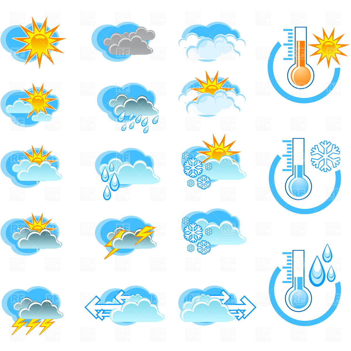Weather Clipart-Weather clipart-10