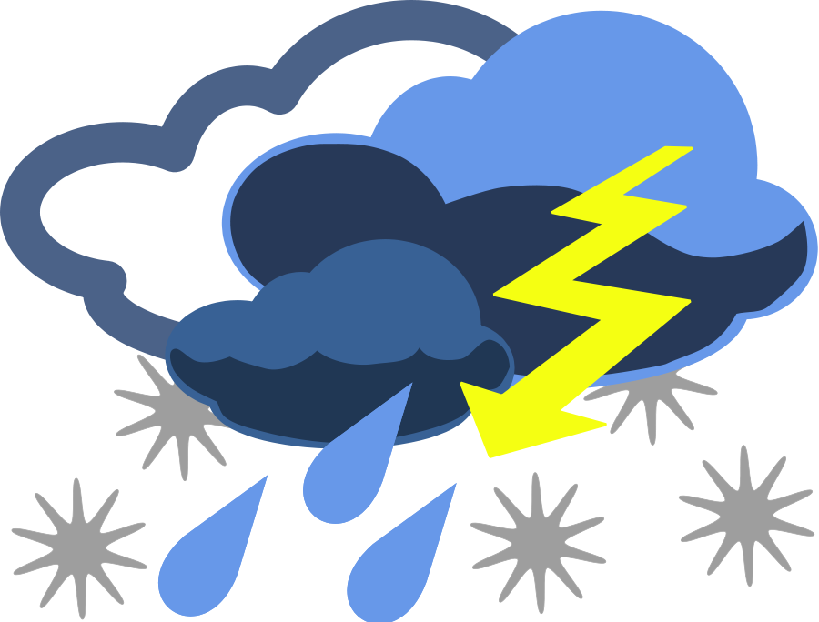 Weather Clip Art-Weather Clip Art-15