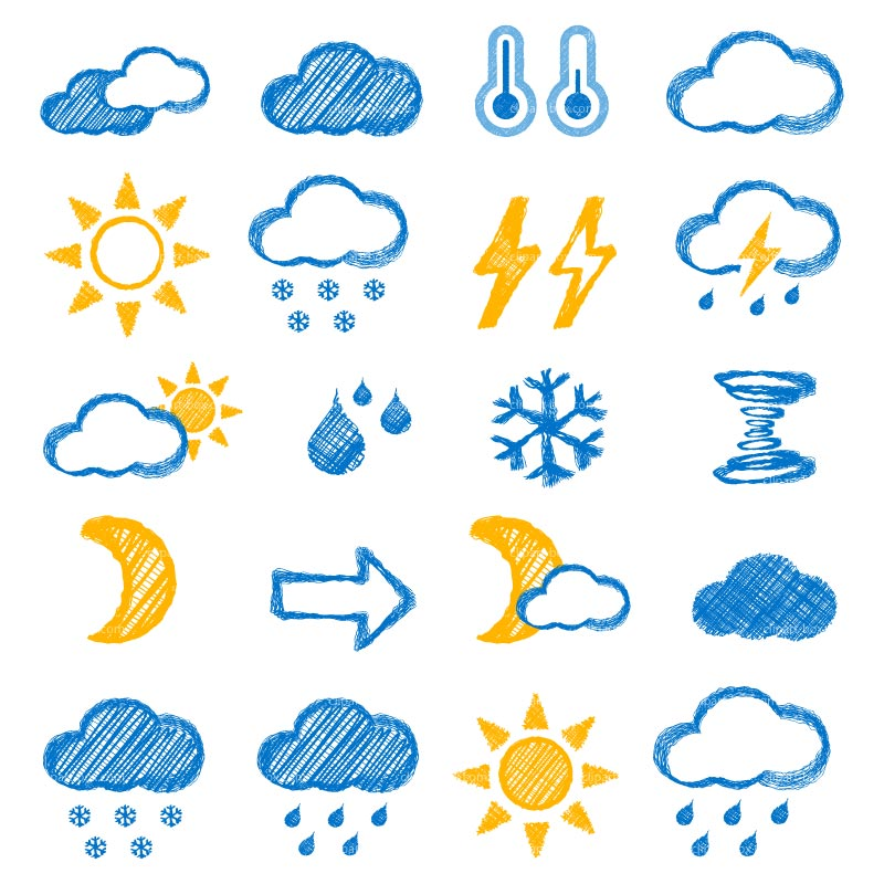 Weather Clip Art-Weather Clip Art-12