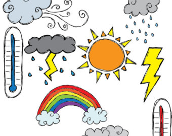 Weather Clipart U0026middot; Weather Cli-weather clipart u0026middot; weather clipart-15
