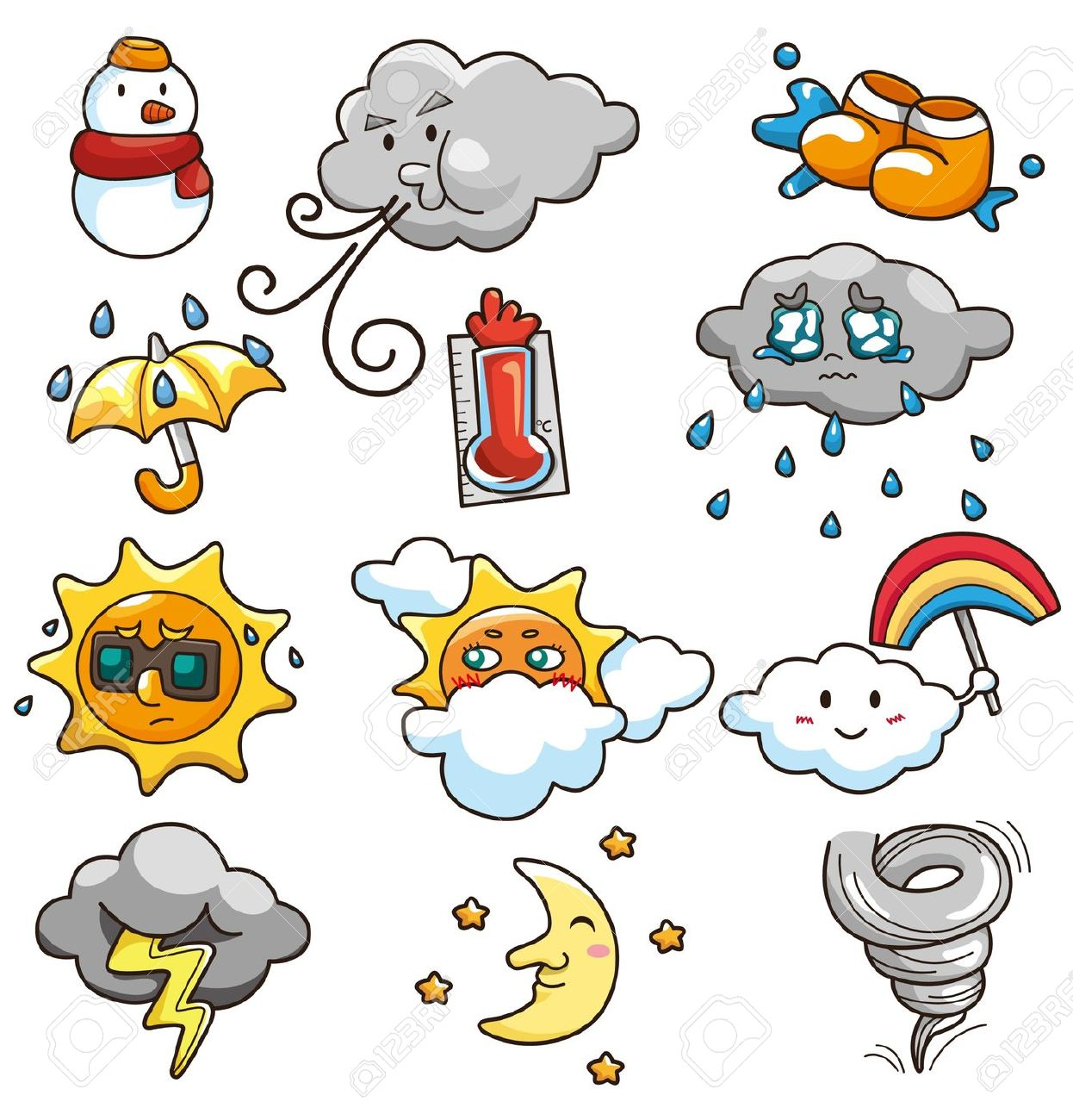Weather Clipart .