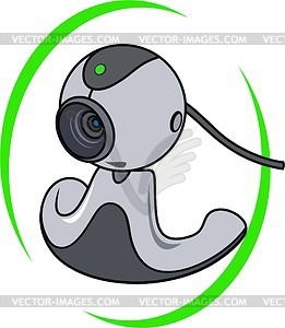Web Camera Clipart-Clipartlook.com-261