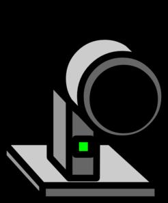 Web Cam Clip Art