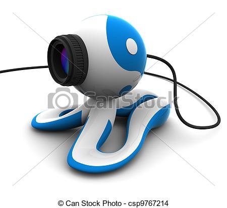 web cam - csp9767214