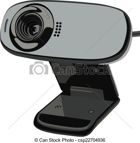 Web-camera - csp22704936