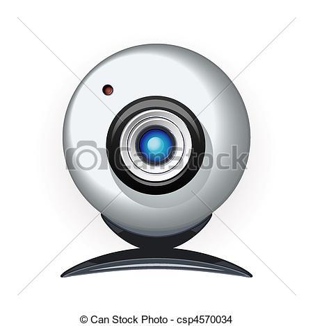 web camera - csp4570034
