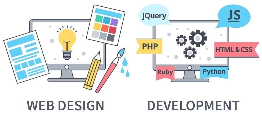 Web Design Clipart