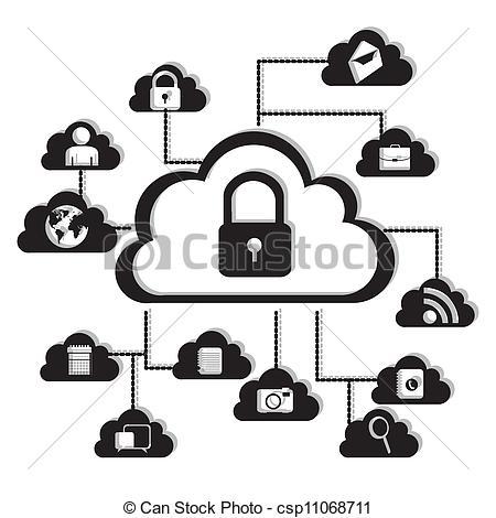 Network Security Vector