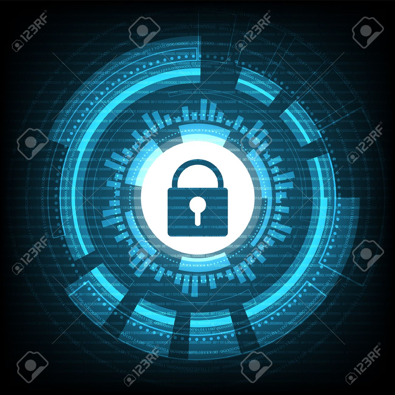 Web Security Clipart cyberspace
