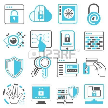 Web Security Clipart Information Securit-Web Security Clipart information security-15