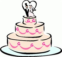Wedding Cake Clipart-wedding cake clipart-3