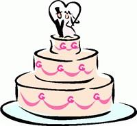 Wedding Cake Clipart-wedding cake clipart-11