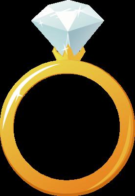wedding ring clipart-wedding ring clipart-14