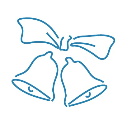Wedding Bells Clip Art - Clipart library