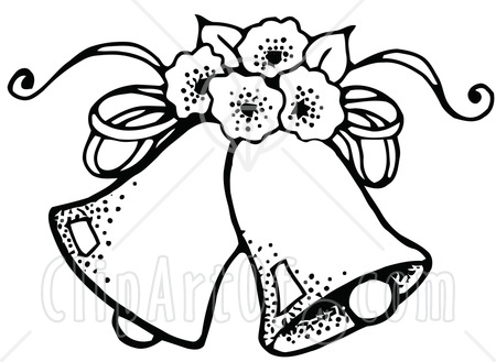 Wedding Bells Clip Art-wedding bells clip art-10