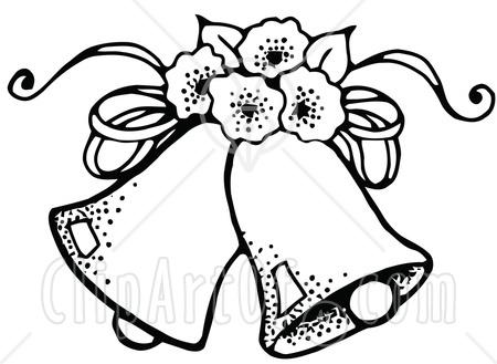 Wedding Bells Clip Art-wedding bells clip art-11