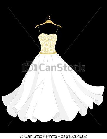 ... Wedding Dress - White Wedding Dress -... wedding dress - white wedding dress on the hanger wedding dress Clip Art ...-17