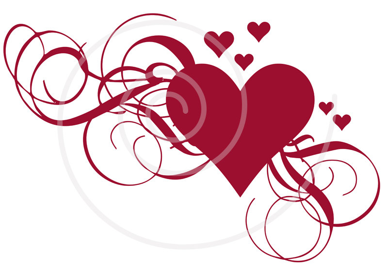 graphic about Valentine Clip Art Free Printable titled 20+ Valentine Clip Artwork Free of charge Printable ClipartLook
