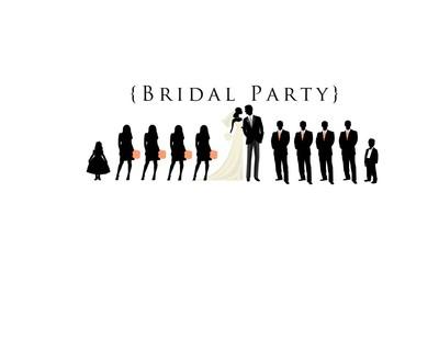 Wedding Party Silhouette Clip Art Progra-Wedding Party Silhouette Clip Art Program 400x400 1366228718652 Bridal-12