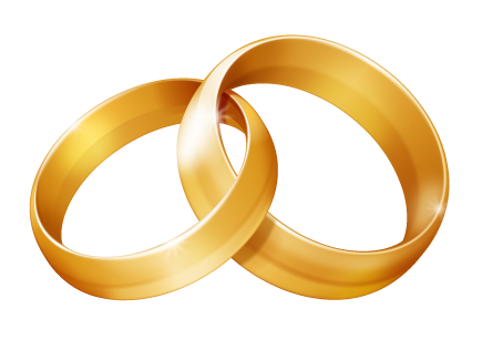 Wedding Rings Clipart Wedding - Wedding Ring Clipart