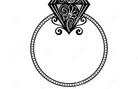 Wedding rings . - Wedding Ring Clipart