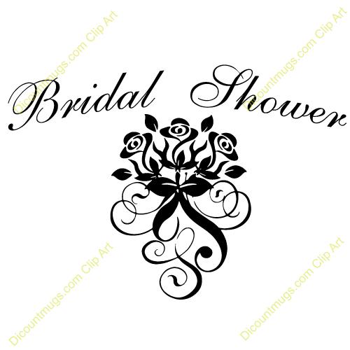 wedding shower clip art