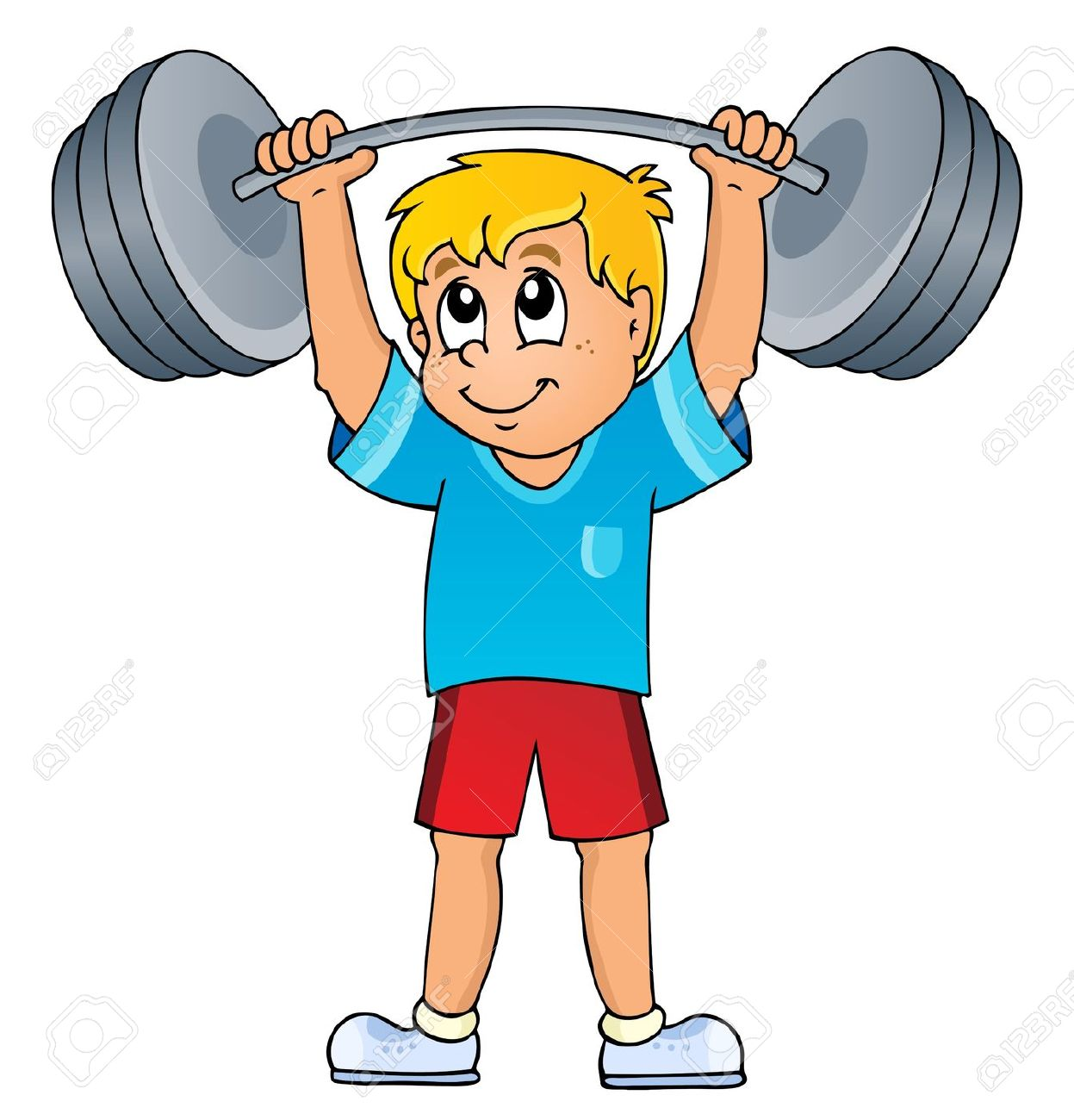 Weight Lifting: Sport And Gym .-weight lifting: Sport and gym .-14