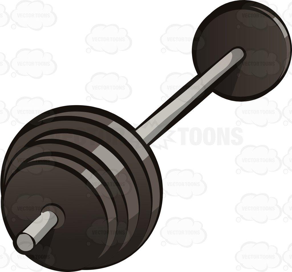 An Olympic Weight Set-An Olympic weight set-2