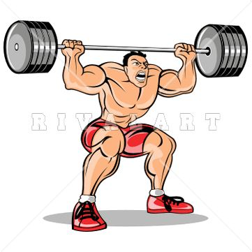 Weightlifting Strong Man .-Weightlifting Strong Man .-18