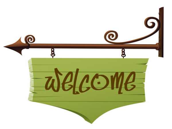 welcome clipart - Welcome Clipart Images