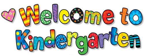 Welcome To Kindergarten Clipart-welcome to kindergarten clipart-19