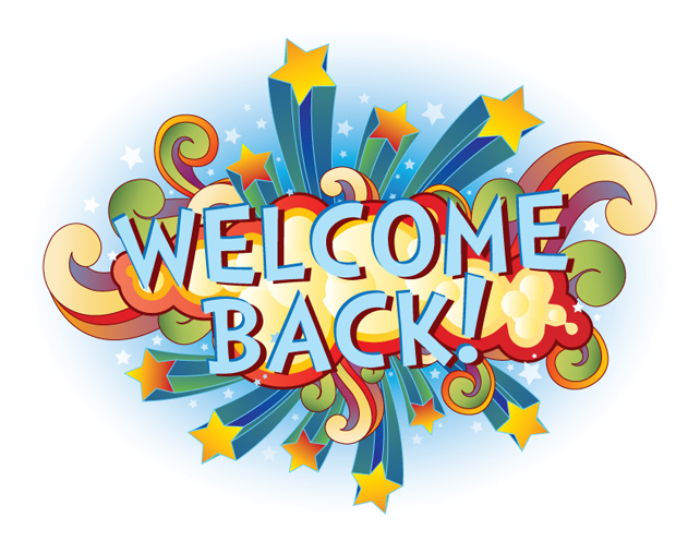 Welcome Back Beautiful Pictur - Welcome Back To Work Clipart